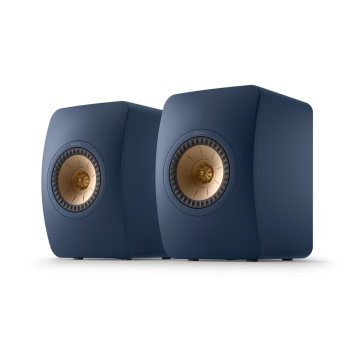 KEF LS 50 Meta, Royal Blue Sonderedition
