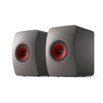 KEF LS 50 Wireless II, Titanium Grey