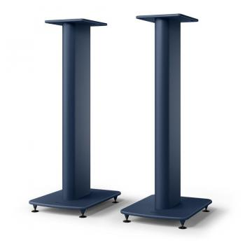KEF S2 Floor Stand, Royal Blue Special Edition