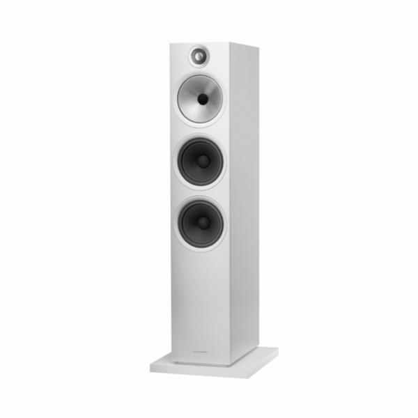 B&W 603 S2 Anniversary Edition, weiss